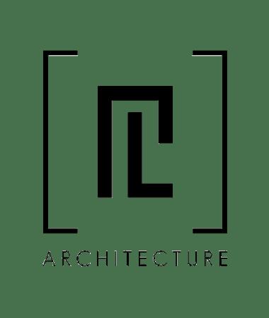 logotipo PL Architecture negro
