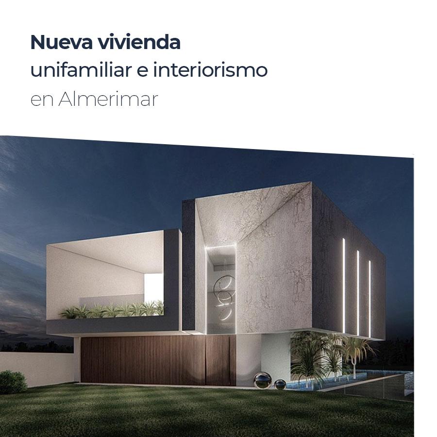 IMG de nueva vivienda unifamiliar