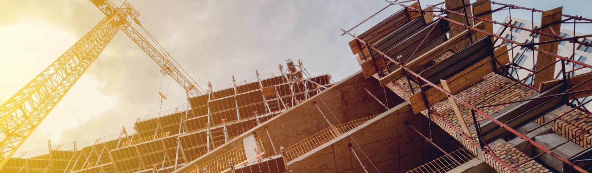 Banner construcción