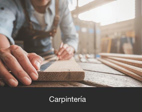Servicio de carpintería imagen